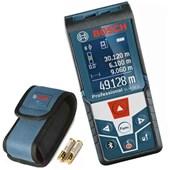 Trena Laser de Distâncias Profissional Bosch - GLM 50C - 0601072C00